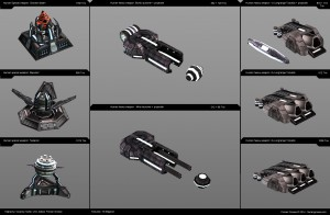 special & heavy weapons